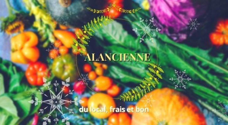 Alancienne : livraison à Lyon de produits frais