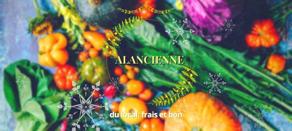CALENDRIER DE L'AVENT J12 : Alancienne
