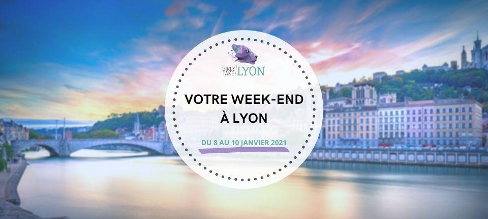 Nos coups de cœur du week-end à Lyon (8 au10 janvier)