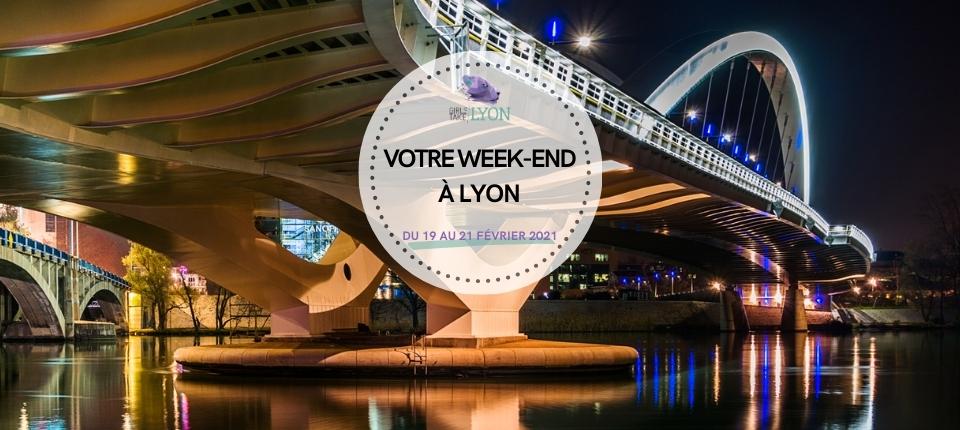 Nos coups de cœur du week-end à Lyon (19 au 21 février)