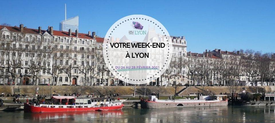 Nos coups de cœur du week-end à Lyon (du 26 au 28 février)