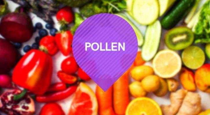Pollen, c'est sain, c'est bon, c'est responsable et lyonnais!