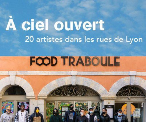 Art et food à Lyon