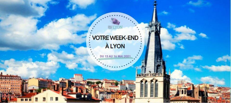 Coups de cœur 💙 du week-end à Lyon (13 au 16 mai)