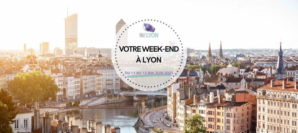 Coups de cœur 💙 du week-end à Lyon (du 11 au 13 juin)