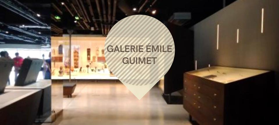 Galerie Émile Guimet : nouvel espace permanent au musée des Confluences !